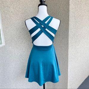 Strappy cotton dress 💎
